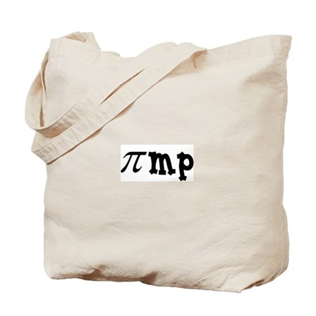Math Pimp Tote Bag