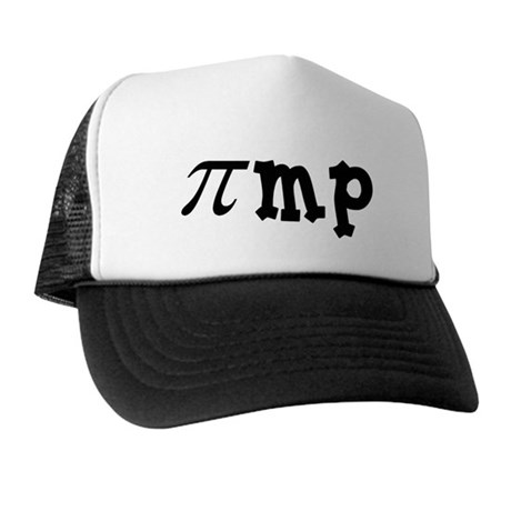 Math Pimp Trucker Hat