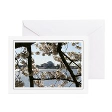 Jefferson Blossom Greeting Cards (Pk of 10)