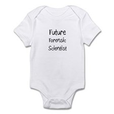 Future Forensic Scientist Infant Bodysuit