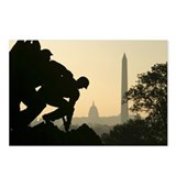 Iwo Jima Morning Postcards (Package of 8)