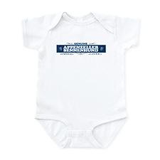 APPENZELLER SENNENHUND Infant Bodysuit