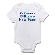 Big Deal in New York Infant Bodysuit