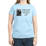 Oscar Wilde 3 Women's Light T-Shirt