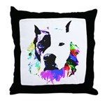 ArstyO Throw Pillow