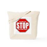 No Liberal Psychobabble Conservative Tote Bag