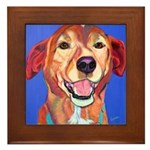 Ridgeback Framed Tile