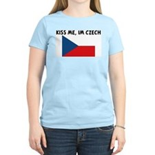 KISS ME IM CZECH T-Shirt