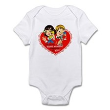The Right Number Infant Bodysuit
