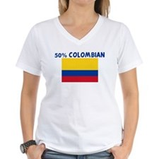 50 PERCENT COLOMBIAN Shirt