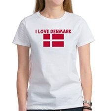 I LOVE DENMARK Tee