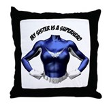 HUG PILLOW - USAF Sister