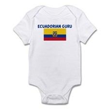 ECUADORIAN GURU Infant Bodysuit