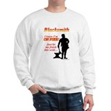 I know I am on fire Sweatshirt