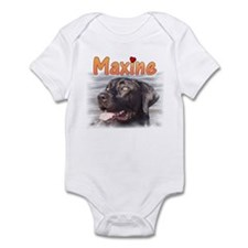 Maxine, Infant Bodysuit