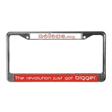 NoLose License Plate Frame