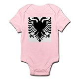 Albanian Crest Onesie