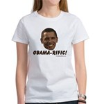 Obama-rific! Women's T-Shirt
