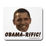 Obama-rific! Mousepad