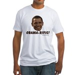 Obama-rific! Fitted T-Shirt