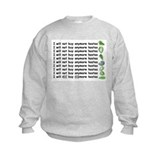 Buy more hostas Sweatshirt