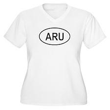 Aruba Oval T-Shirt