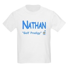 "Nathan ""Golf Prodigy"" T-Shirt"