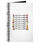 Buy more daylilies Journal