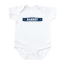 BARBET Infant Bodysuit