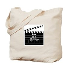 Life is a movie, Direct it well - Tote Bag