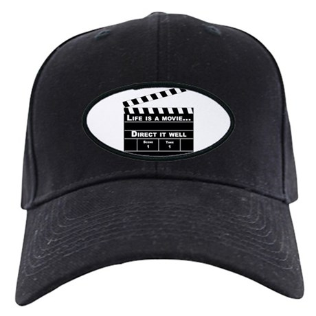 Life is a movie, Direct it well - Black Cap