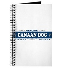 CANAAN DOG Journal