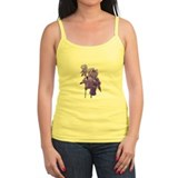 Purple Iris Photographic Art Ladies Top