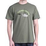Gardeners learn by trowel Dark T-Shirt