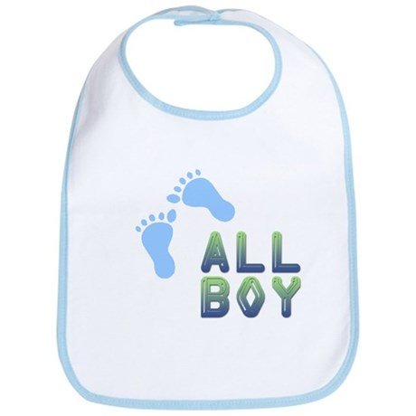 All Boy Bib