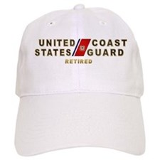 USCG Retired Baseball Cap