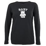 Screech Owl with Name Dark T-Shirt