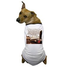 The Mouse on the Pub Floor Dog T-Shirt
