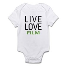 Live Love Film Infant Bodysuit