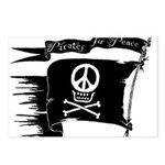 Pirates for Peace Postcards (Package of 8)