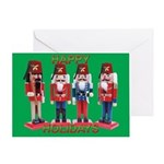 The Shriners Nutcrackers Greeting Card