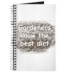 Gardeners know the best dirt Journal