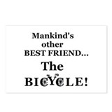 MANKIND'S OTHER BEST FRIEND - Postcards (Package o
