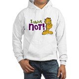 I think NOT! Garfield Hoodie