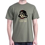Obey the Shih Tzu! Chairman Tongue Dark Tee