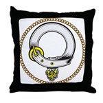 Order of the Chivalry Throw Pillow