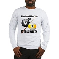 Who's Next Long Sleeve T-Shirt