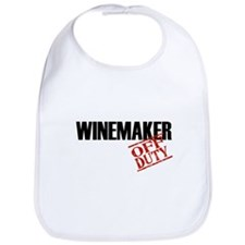 Off Duty Winemaker Bib