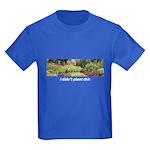 I didn't plant this Kids Dark T-Shirt
