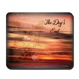 Cowboy at Days End Mousepad 4